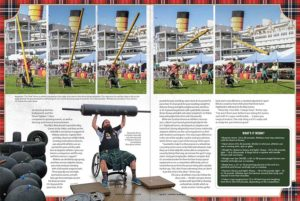 image of Page 28 & 29 from Sports 'N Spokes Magazine  July 2018